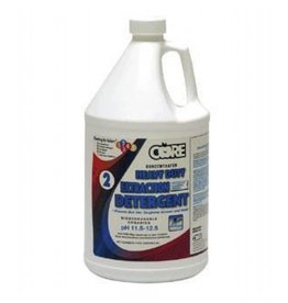 CORE Products Core Heavy Duty Extraction Detergent 1 Gallon