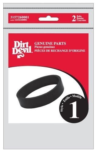 "TTI Dirt Devil / Royal Style ""1"" Belt (2pk)"