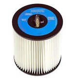 """H-P Products Central Vacuum 7"""" Filter for HP / Dirt Devil / Vacuflo"""