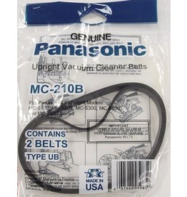 "DVC Panasonic Type ""UB"" Belt (2pk)"