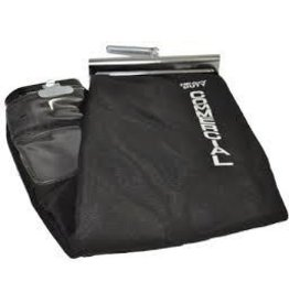 Electrolux Sanitaire Outer Bag w/Latch - Black