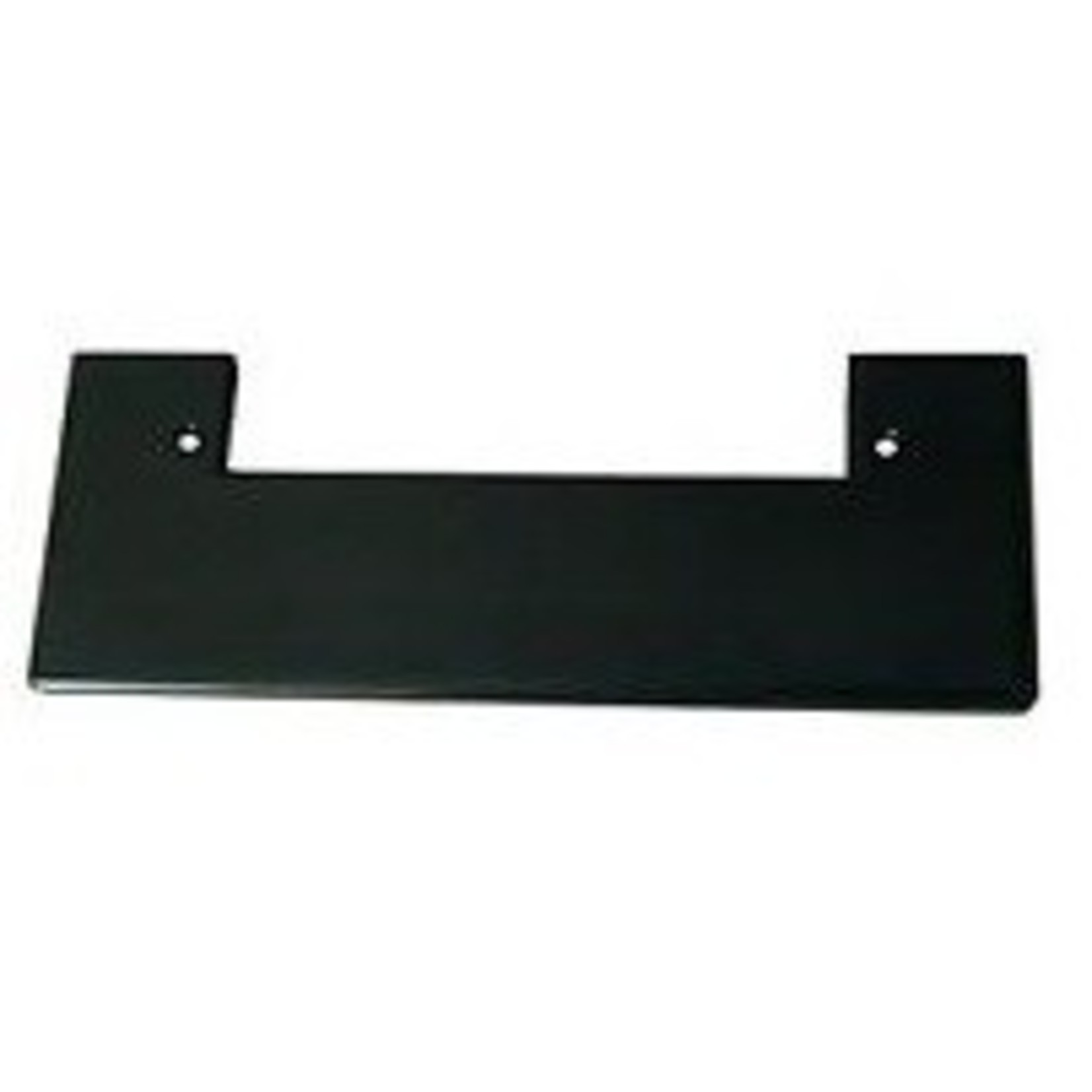BEAM Central Vacuum VacPan Trim Plate - Black