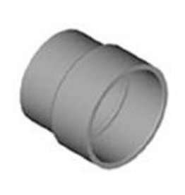 Plastiflex Central Vacuum Inlet Valve Extension for Thick Walls - Single