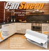 Canplas Cansweep Automatic Dustpan - Almond