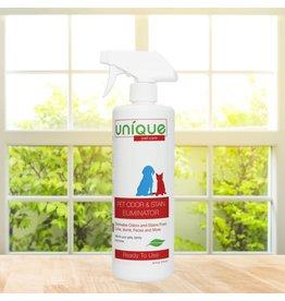 Unique Manufacturing Unique Pet Odor & Stain Eliminator - Trigger Spray