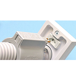 BEAM BEAM Direct Connect Plug for Central Vacuum Hose