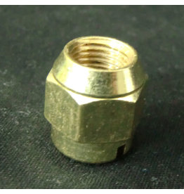 Rainbow Rainbow Brass Nut, Open Separator Style - Beveled Surface for D3