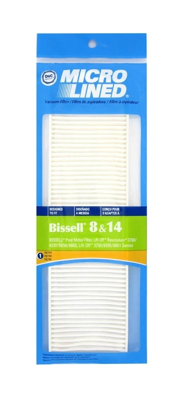 "Bissell Bissell Style ""8/14"" Post Filter"