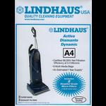 """Lindhaus Lindhaus Style """"A4"""" Paper Bag (8 pk & 2 Filter)"""