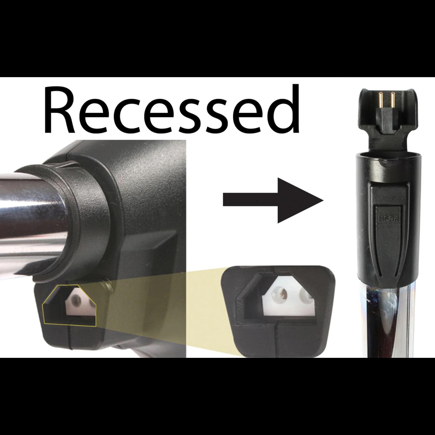 Centec Centec Telescopic Wand - Recessed w/Short Tube
