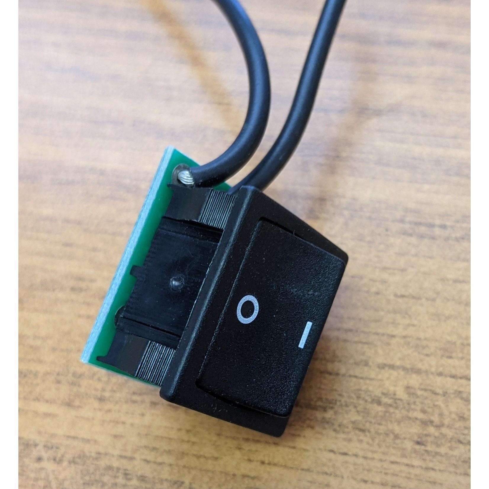 BEAM Beam Swivel Handle w/Low Volt Switch & PC Board