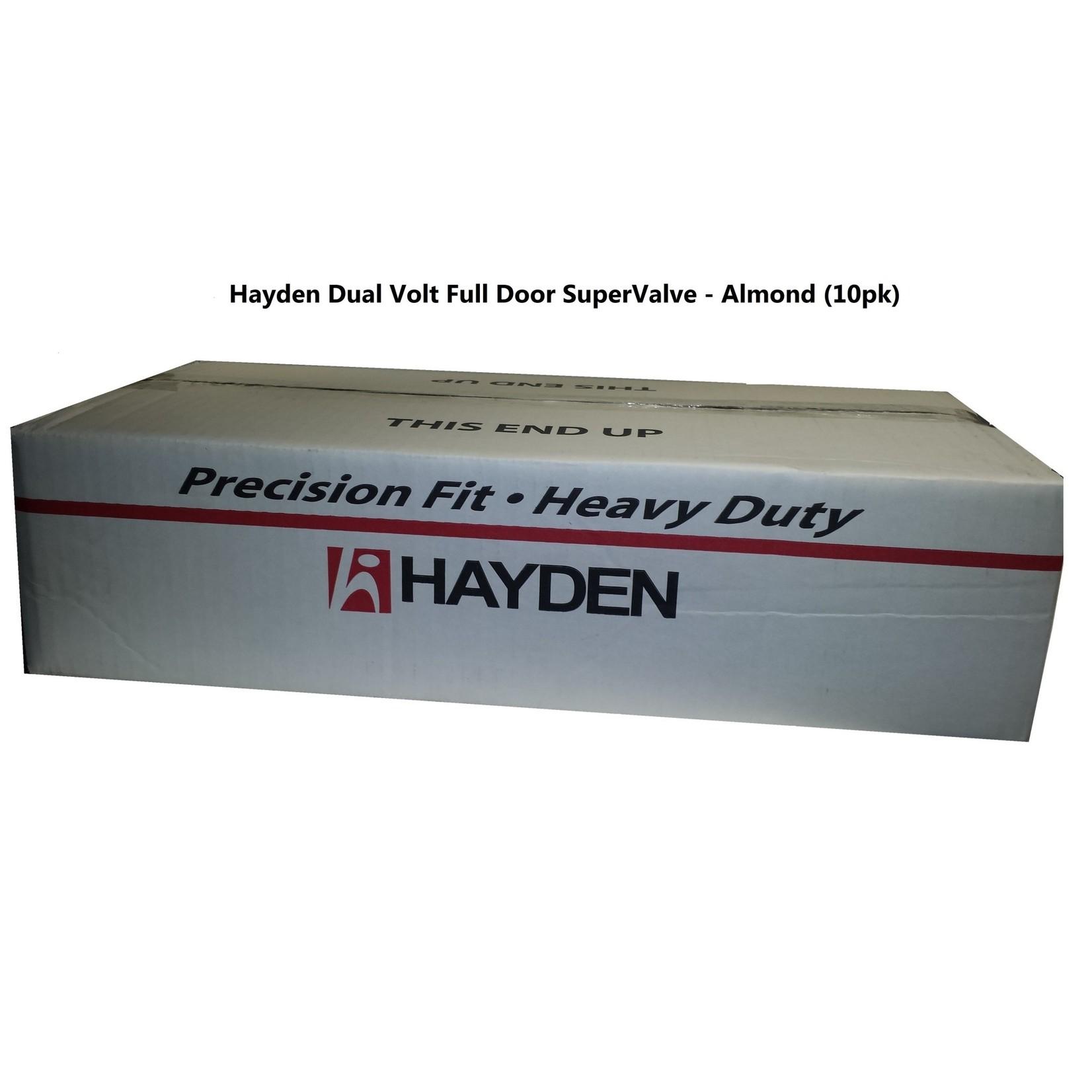Vaculine Copy of Hayden Dual Volt Side Door SuperValve - Almond (10pk)