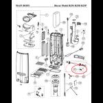 Riccar Riccar R25 Pedal Assembly
