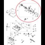 Riccar Supralite R10 Motor Assembly