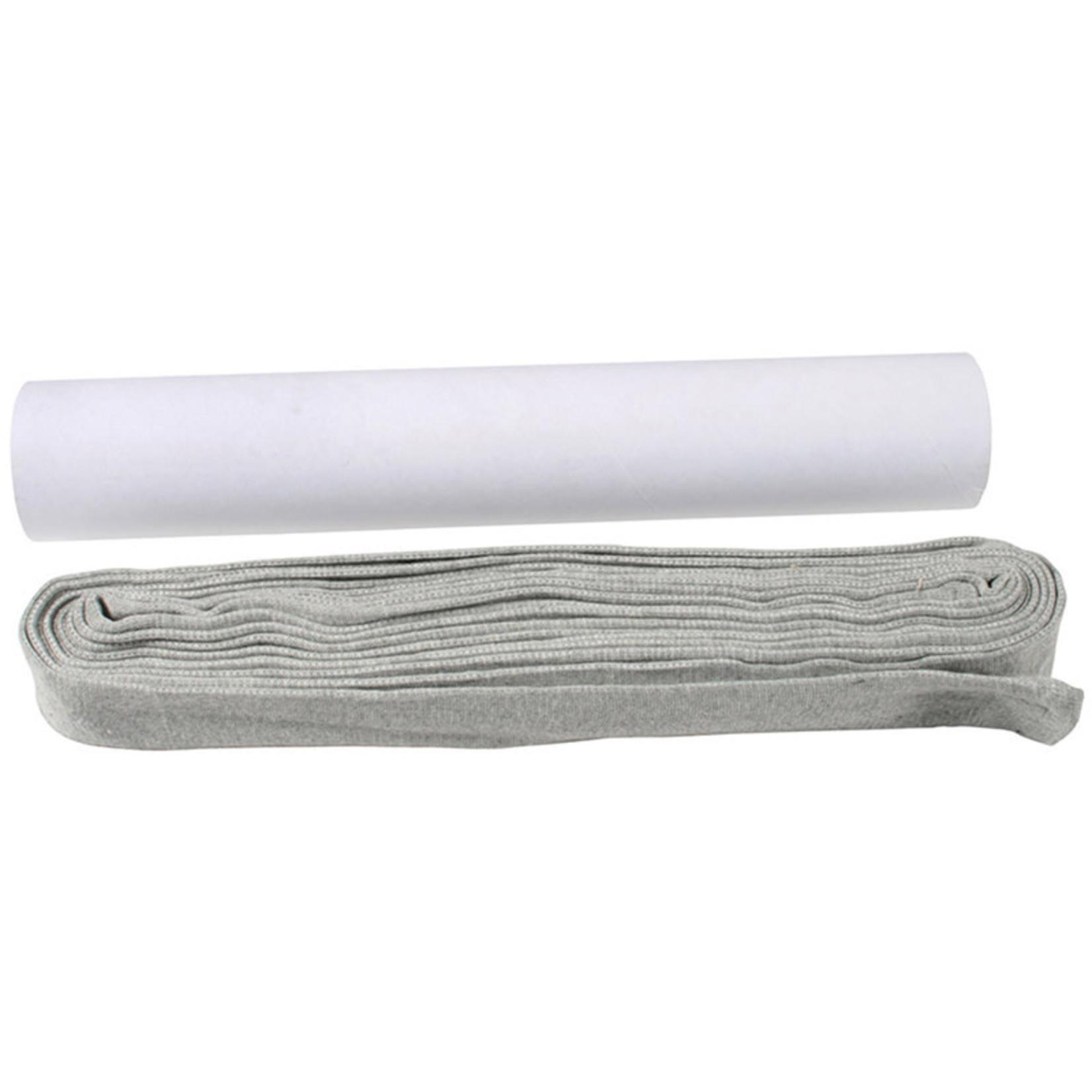 Plastiflex Plastiflex 35' Gray Knit Hose Sock