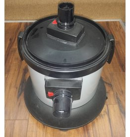 Swiss Boy Vacuum Central Vacuum 5 Gallon Dirt Separator