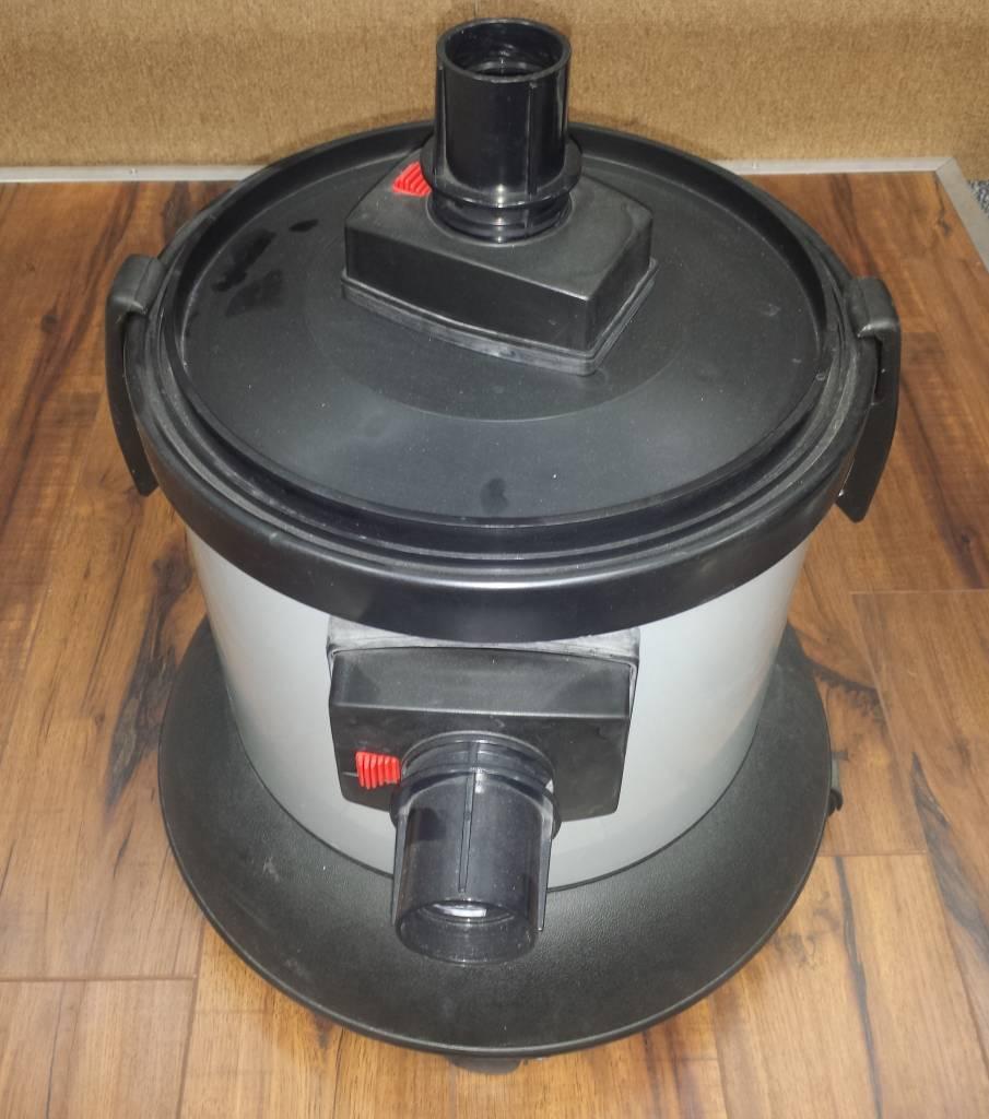 Swiss Boy Central Vacuum 5 Gallon Dirt Separator
