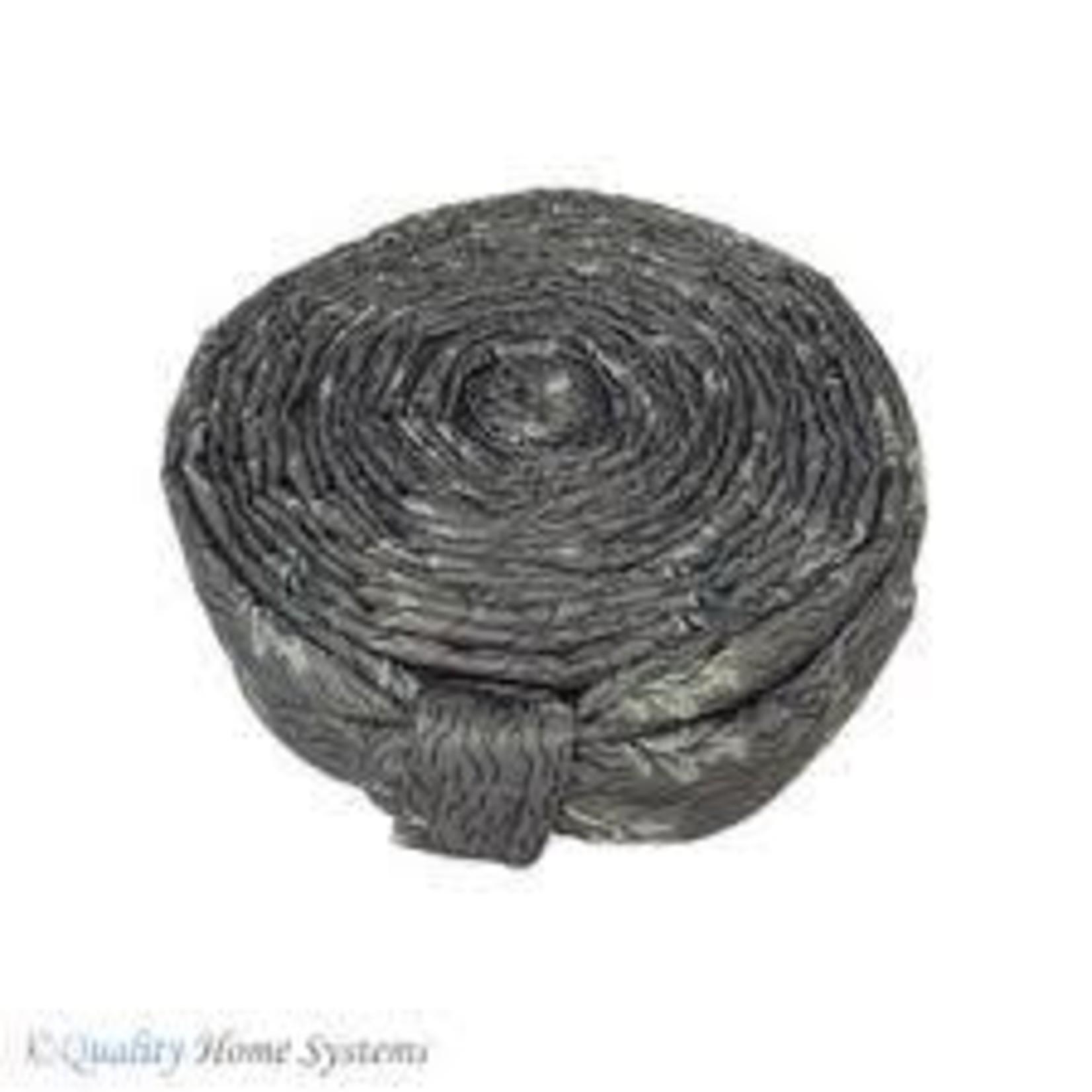 BEAM Beam 30' Quilted Zipper Hose Sock - Grey