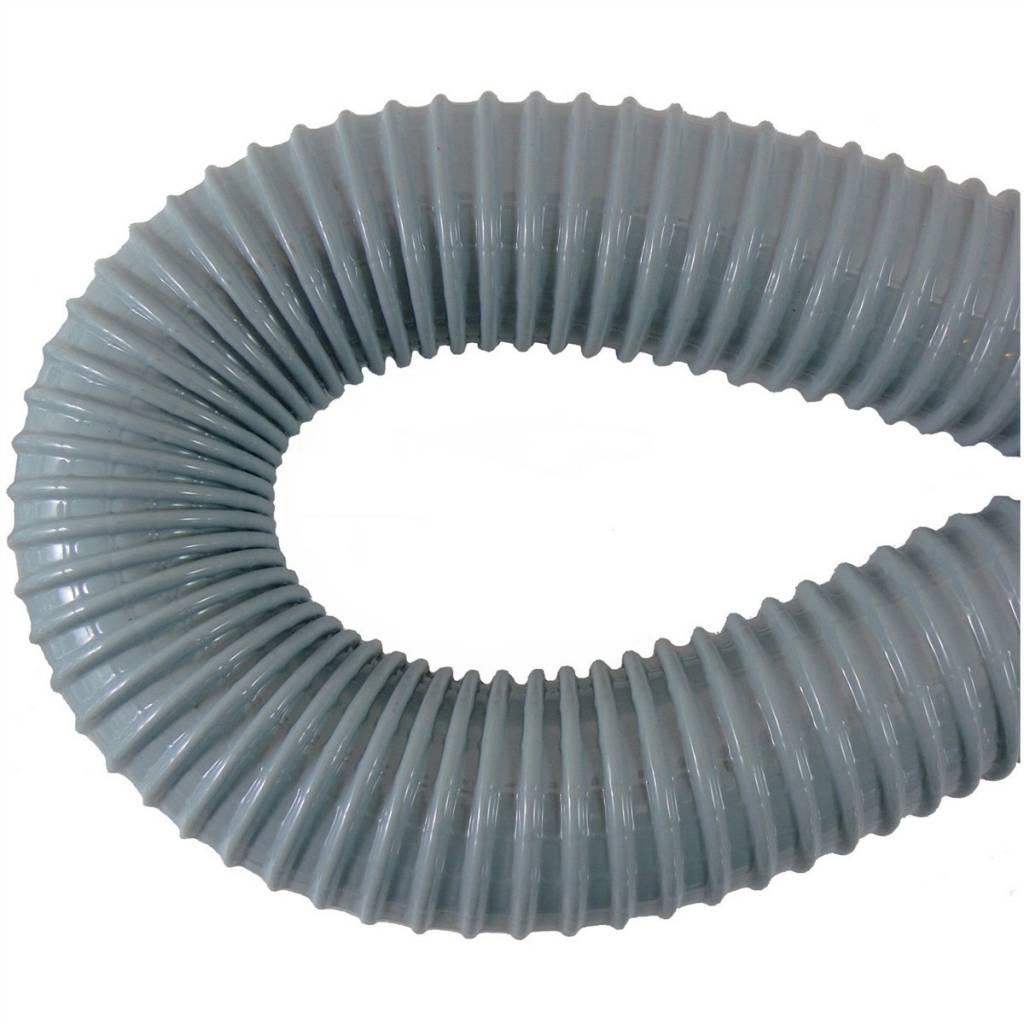 """Plastiflex Central Vacuum 2"""" Flex Pipe - Box of 50'"""