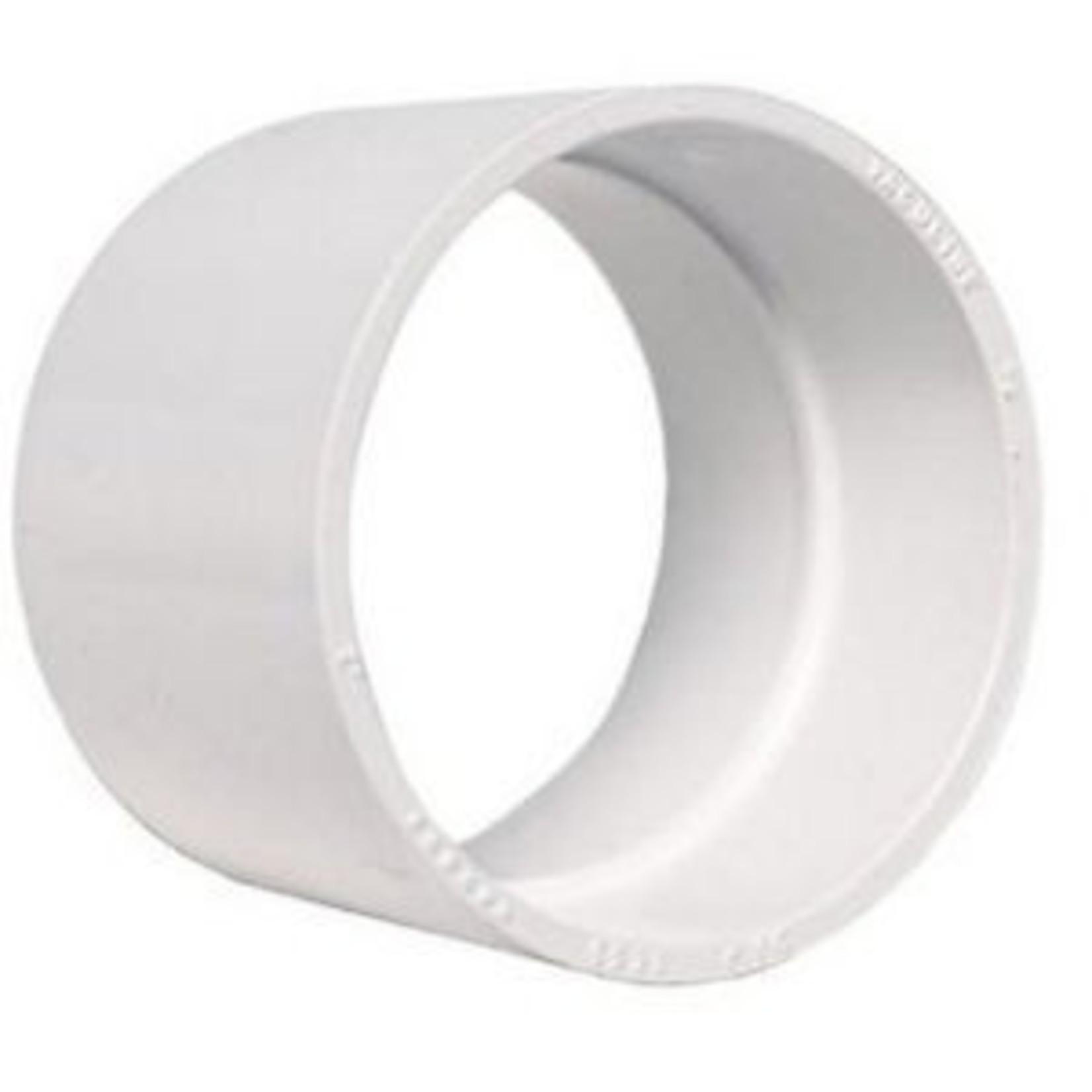 Plastiflex CVS Stop Coupling Fitting - Single