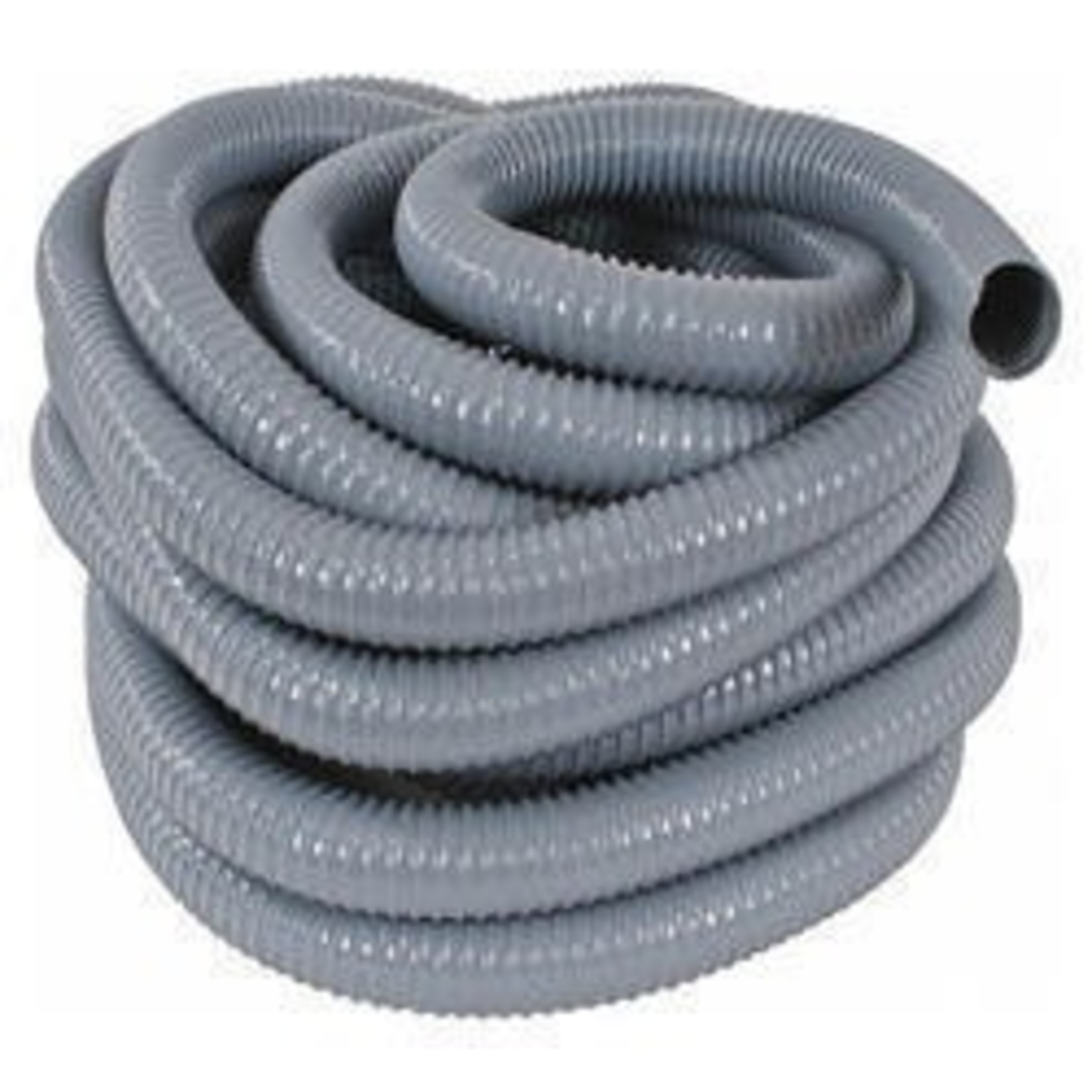 "Plastiflex Central Vacuum 2"" Flex Pipe - (1 foot)"