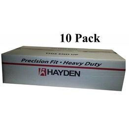 Hayden Hayden White Square Door Inlet Valve - Dual Volt (Box of 10)