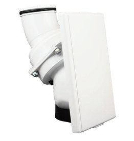 Hide A Hose Hide-A-Hose Inlet Valve Small 5000 Series - White