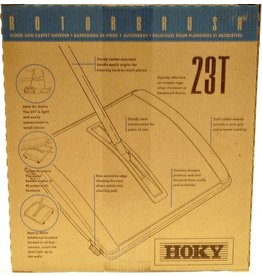 Hoky Hoky 23T Sweeper