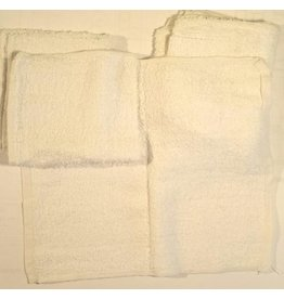 "Green Lifestyle 14"" X 17"" 100% Cotton  Terry Loop Shop Towels - 52 Pack"