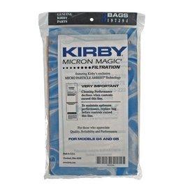 Kirby Kirby G-4/G-5 Twist Style Paper Bag (3pk)