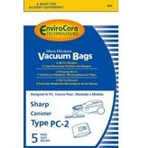 EnviroCare Envirocare Sharp PC-2 Bags