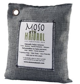 Ecker Enterprises Moso Natural 500G Bag - Charcoal