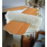 Wool Shop Wool Shop Ceiling Fan Duster