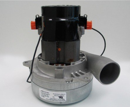 "Domel Beam 5.7"" 2-Stage 120V Central Vacuum Motor"