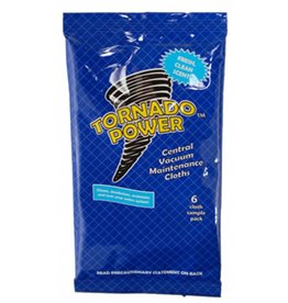 BEAM *No Longer Available* Tornado Wipes (Trial Pack of 6)