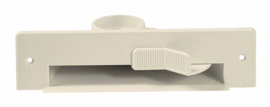 BEAM Central Vacuum VacPan Automatic Dustpan -  Almond / Bisque