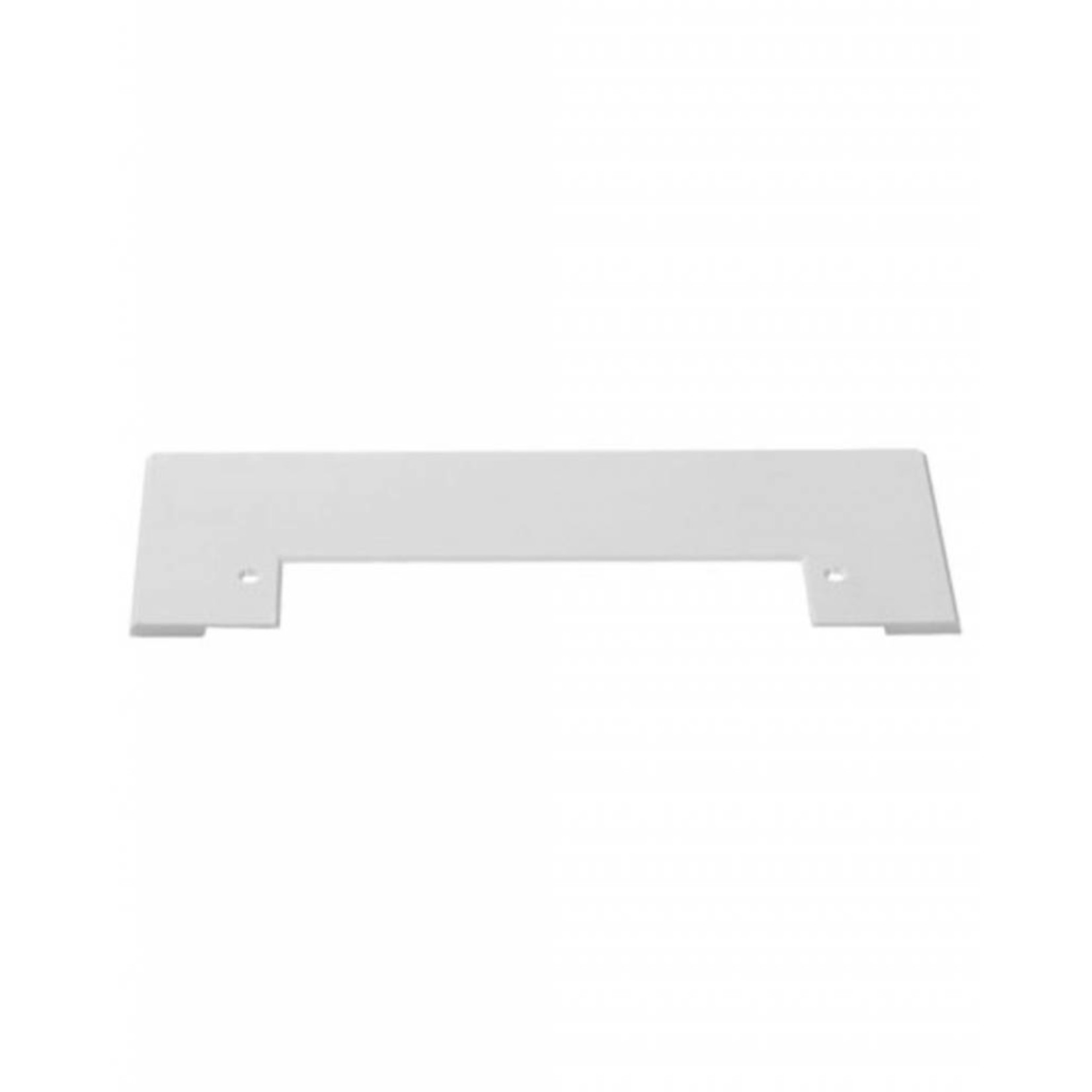 BEAM Central Vacuum VacPan Trim Plate - White