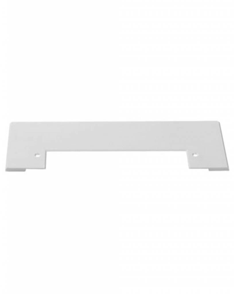BEAM Central Vacuum VacPan Trim Plate - White