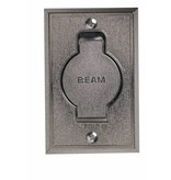 BEAM Beam Metal Valve (Low Volt) - Chrome