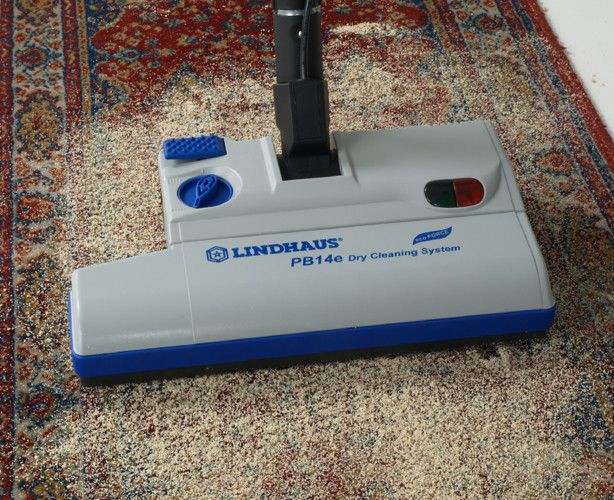 "Lindhaus Lindhaus 14"" Dry Carpet Cleaner - DCS"