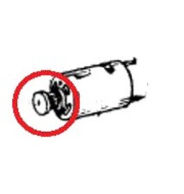 TTI Hoover Motor Pulley - Cogged