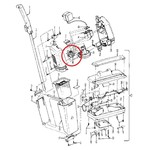 Hoover Hoover PC Board Assy for S2211 Brush Vac