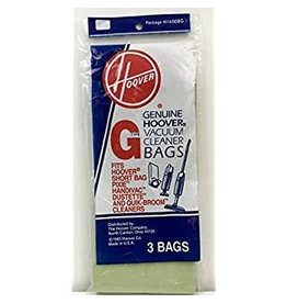 "Hoover Hoover Style ""G"" Paper Bags (3pk)"