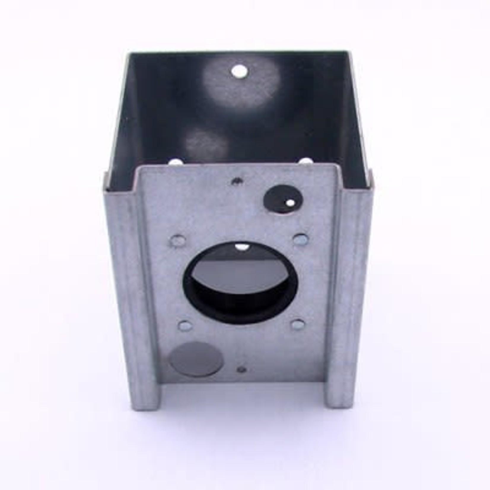 Swiss Boy CVS Steel Surface Mount Box for Low Volt Valve