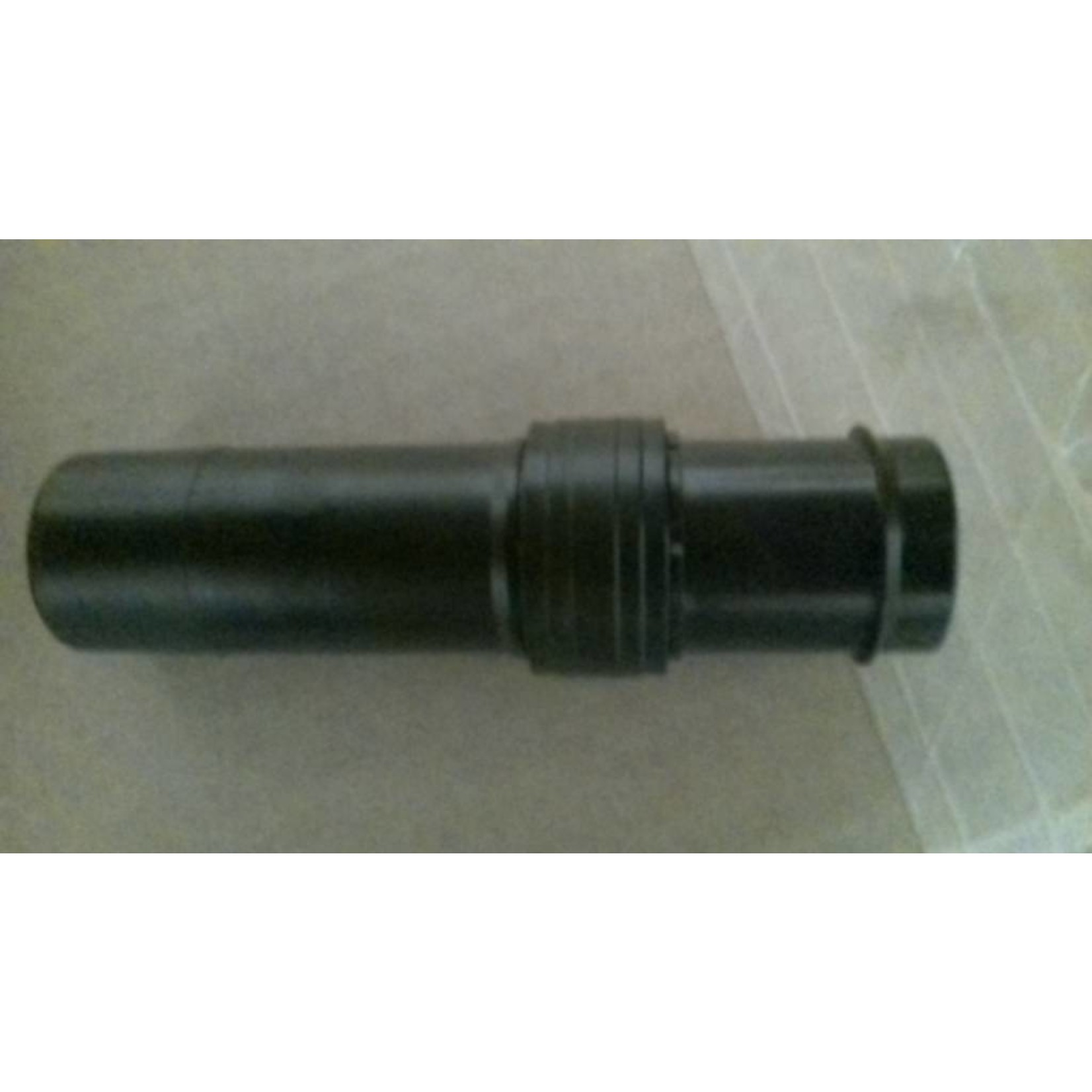"""Centec CenTec  Hose Adapter Black 1.25"""" (32mm)"""
