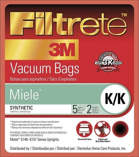 Filtrete Filtrete Miele K/K Synthetic Bag