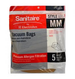 "Electrolux Sanitaire Genuine Style ""MM"" Bag (5pk)"