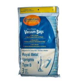 "EnviroCare EnviroCare Royal Style ""B"" Bags - 3pk"