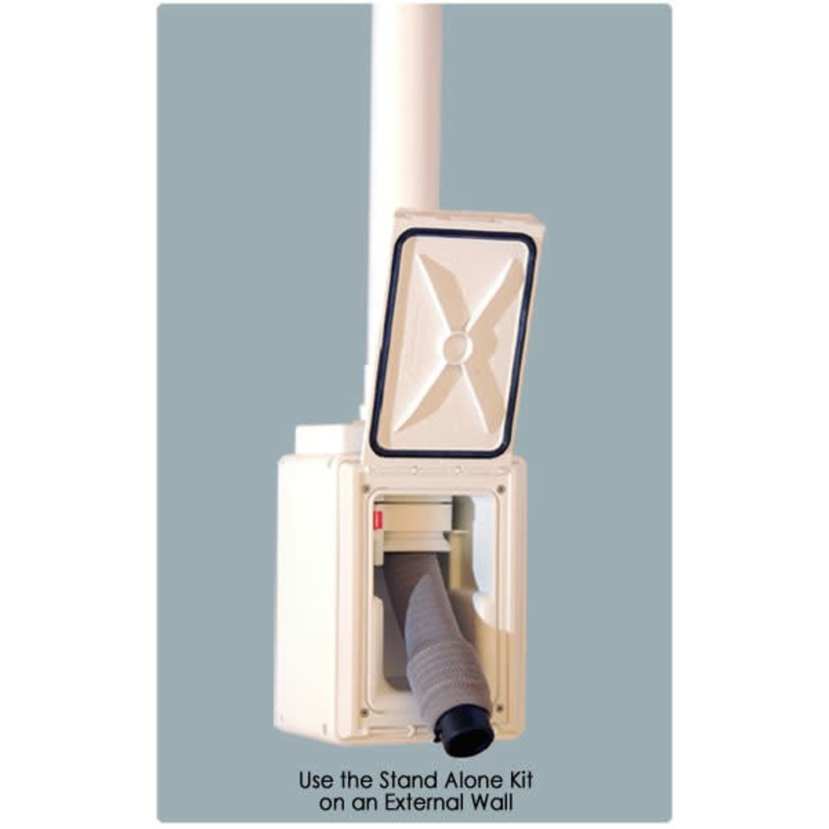 Hide A Hose CVS HAH Stand Alone Mounting Kit