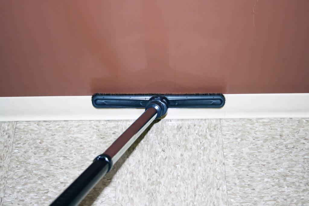 "Centec Sidewinder 15"" Hard Floor Tool Horsehair - 1.25"""